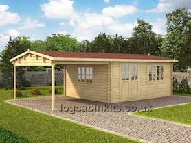 Brunico Log Cabin