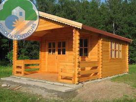 Campitello Log Cabin