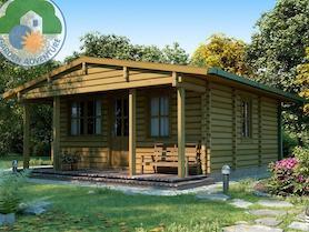 Chatel Log Cabin