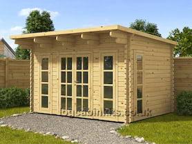 Nevoso 4x3 Log Cabin