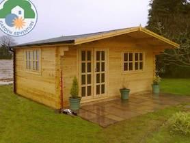 Trentino Plus Log Cabin