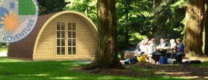 Camping pods to buy